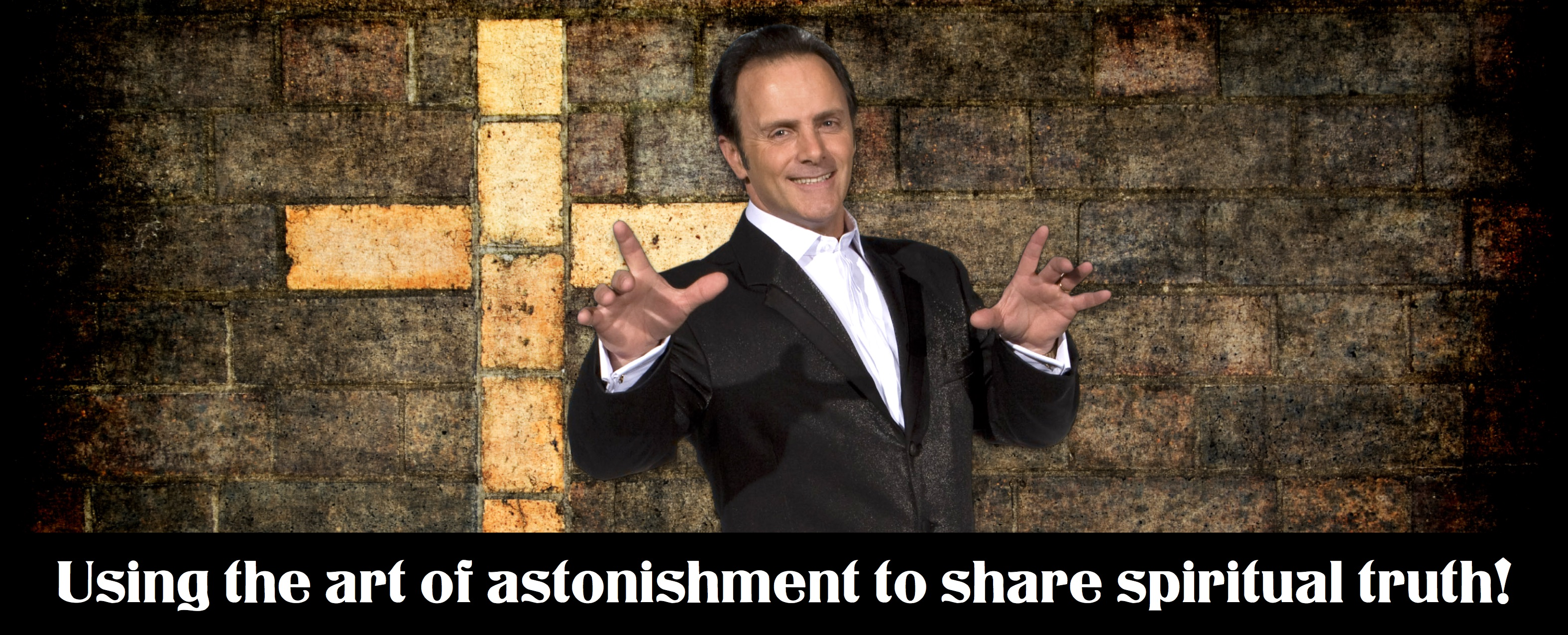 For Christian Illusionists and gospel magicians - Duane Laflin